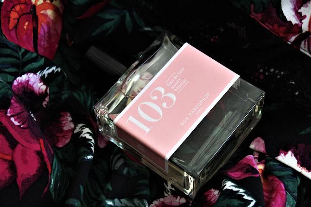 bon parfumeur parfum 103 avis, parfum 103 bon parfumeur, parfum 103, 103 perfume review, fragrance, perfume review, bon parfumeur, parfum 103 bon parfumeur, parfum fleur de tiaré, meilleur parfum femme pour l'été, parfum qui sent le monoï