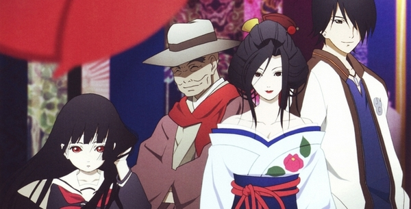 Resultado de imagen para jigoku shoujo