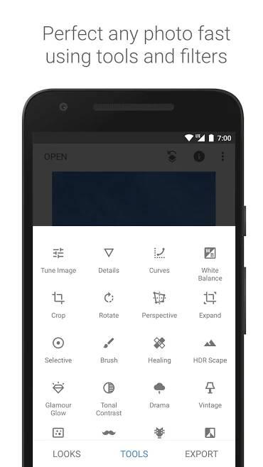 download aplikasi snapseed android terbaru