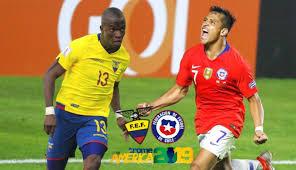 مشاهدة مباراة الاكوادور وتشيلي بث مباشر اليوم 22-6-2019 في كوبا امريكا 2019