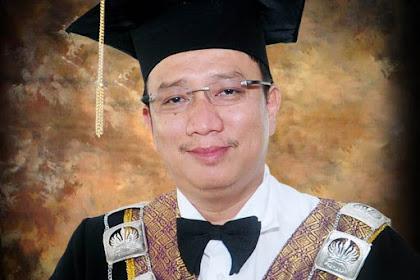 Ketua Pokja REDD+ Kalbar Raih Gelar Profesor