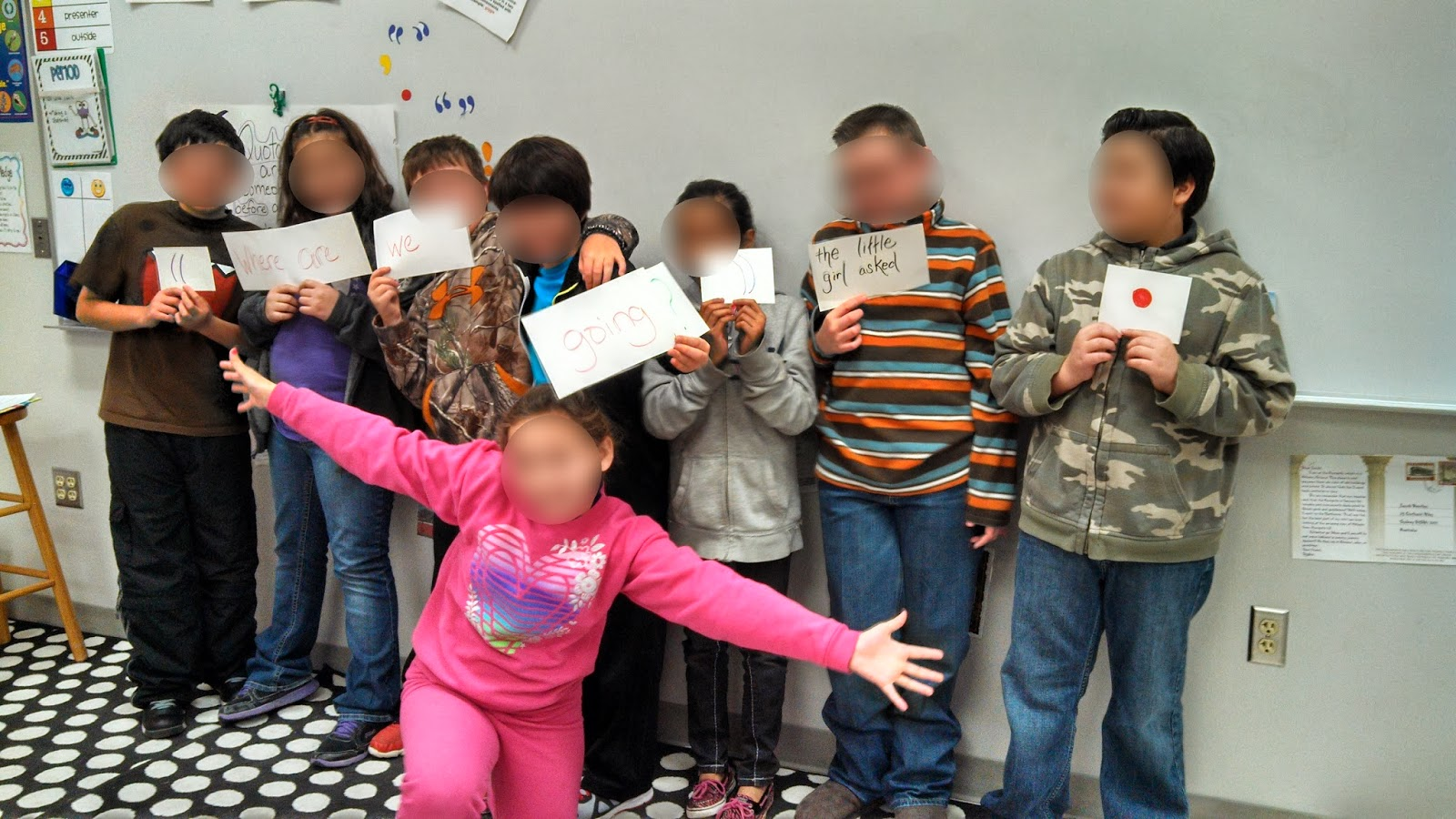 Tales Of A 4th Grade Writing Teacher Quotation Marks
