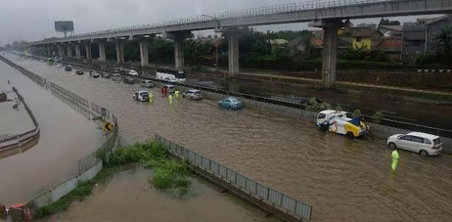 Tidak Berkah, Banjirlah