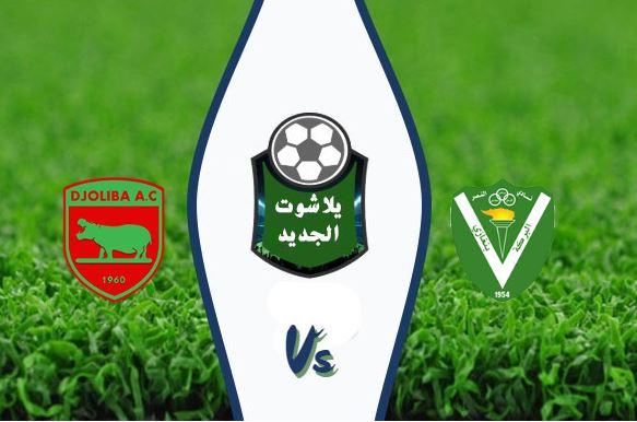 التعادل يُخيم علي مباراة النصر الليبي ودجوليبا اليوم الأحد 1 / ديسمبر / 2019