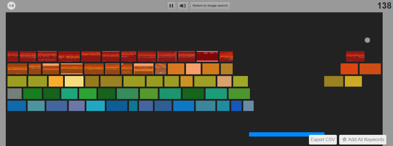 mainkan game atari breakout di google