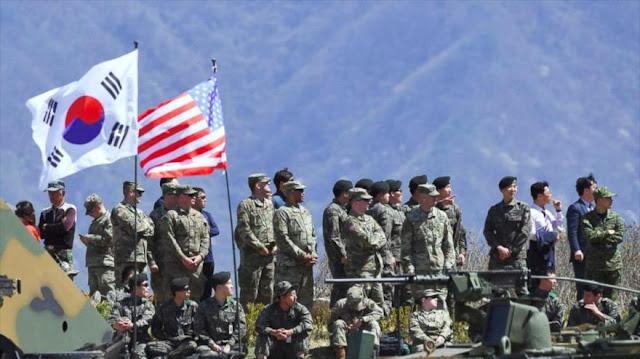 EEUU prepara un ataque a Pyongyang al reubicar sus tropas