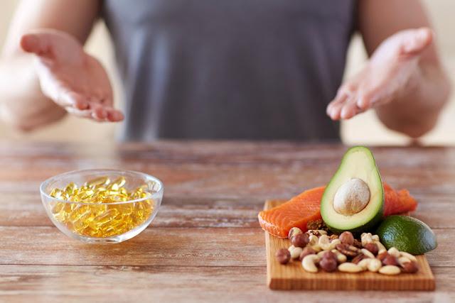 Ayudan a nutrir su cuerpo y mantenerlo sano.