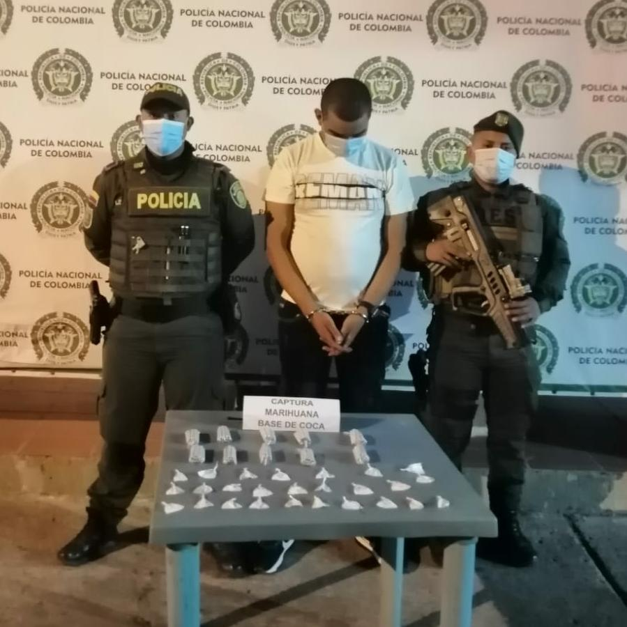 https://www.notasrosas.com/En Maicao, capturado expendedor de estupefacientes
