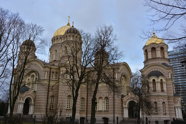 Nativity of Christ Cathedral Riga
