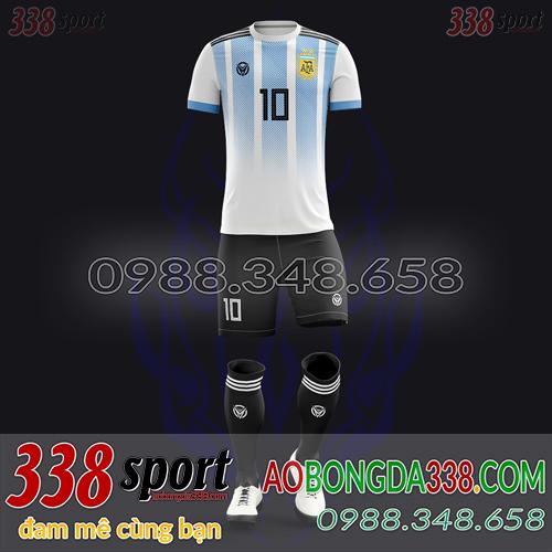 Áo Đặt May Theo Yêu Cầu - Mã ARGENTINA 2