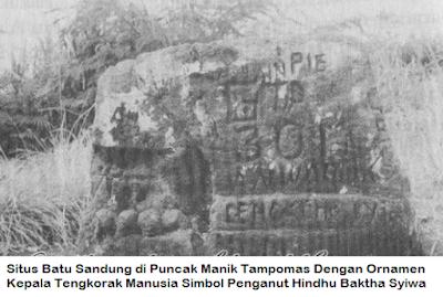 Kerajaan Medang Kahiangan Suku Gunung Tampomas