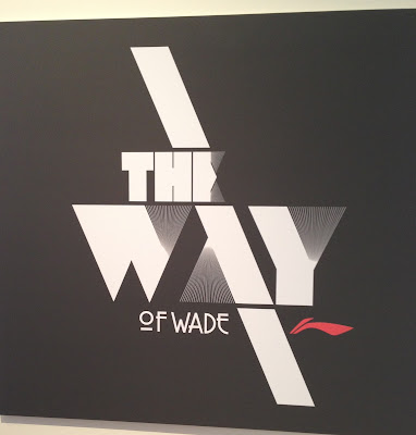 "Dwyane  Wade x Li-Ning ""Way of Wade"" NBA All-Star Weekend Pop-Up Shop"