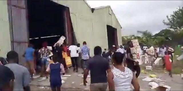 Matasa Sun Fasa Rumbun Abincin Adamawa