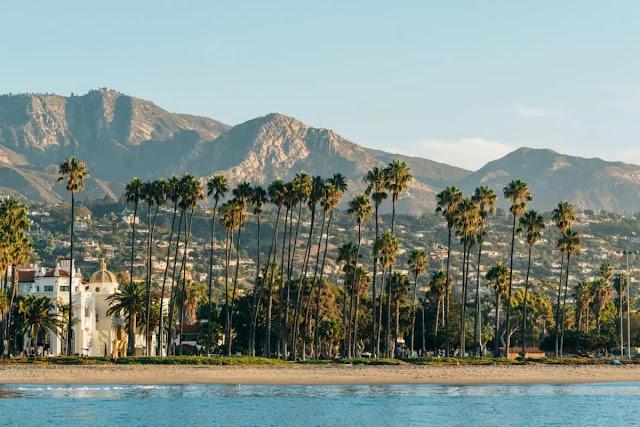 Saunter over to Santa Barbara Los Angeles