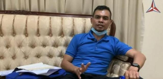 Max Sopacua Bantah Ada Imbalan Rp100 Juta untuk Kudeta AHY