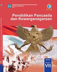 Buku PPKN Siswa Kelas 7 k13 2017