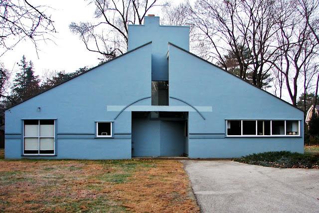 Vanna Venturi House, Philadelphia, USA, 1964