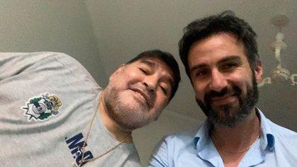 """Justicia argentina imputó al médico de Diego Maradona por """"homicidio culposo"""""""