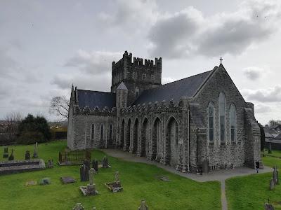 Saint Brigid's Cathedral, Kildare.