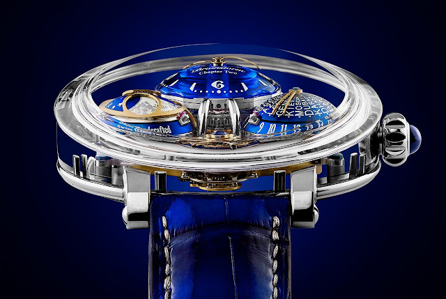 Bovet Récital 26 Brainstorm Chapter Two