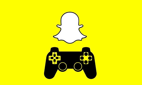 مصدر : شركة Snapchat تستعد للإعلان عن خدمة خاصة بالعاب الفيديو..