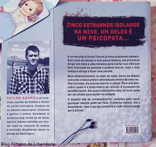 Sinopse, livro, Sem-Saida, Taylor-Adams, Faro-Editorial, blog-literario-petalas-de-liberdade,