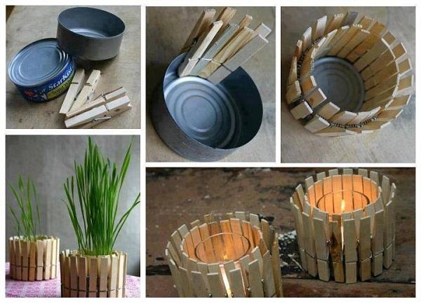 Làm đồ handmade trang trí nhà