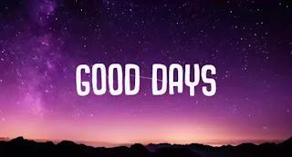SZA - GOOD DAYS LYRICS