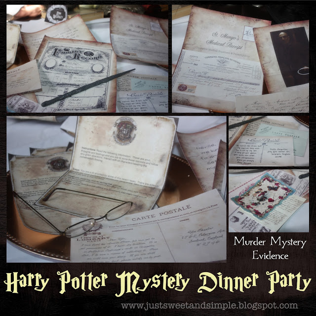 Free Halloween Murder Mystery Party