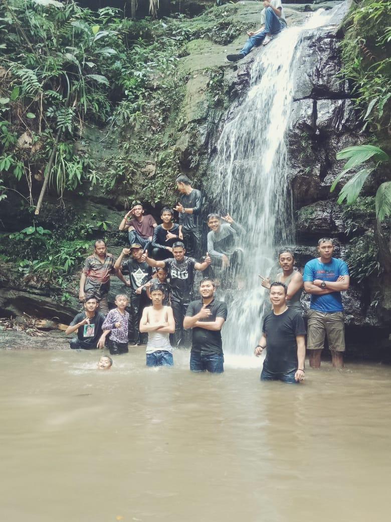 Wisata Ke Permandian Nanga-Nanga