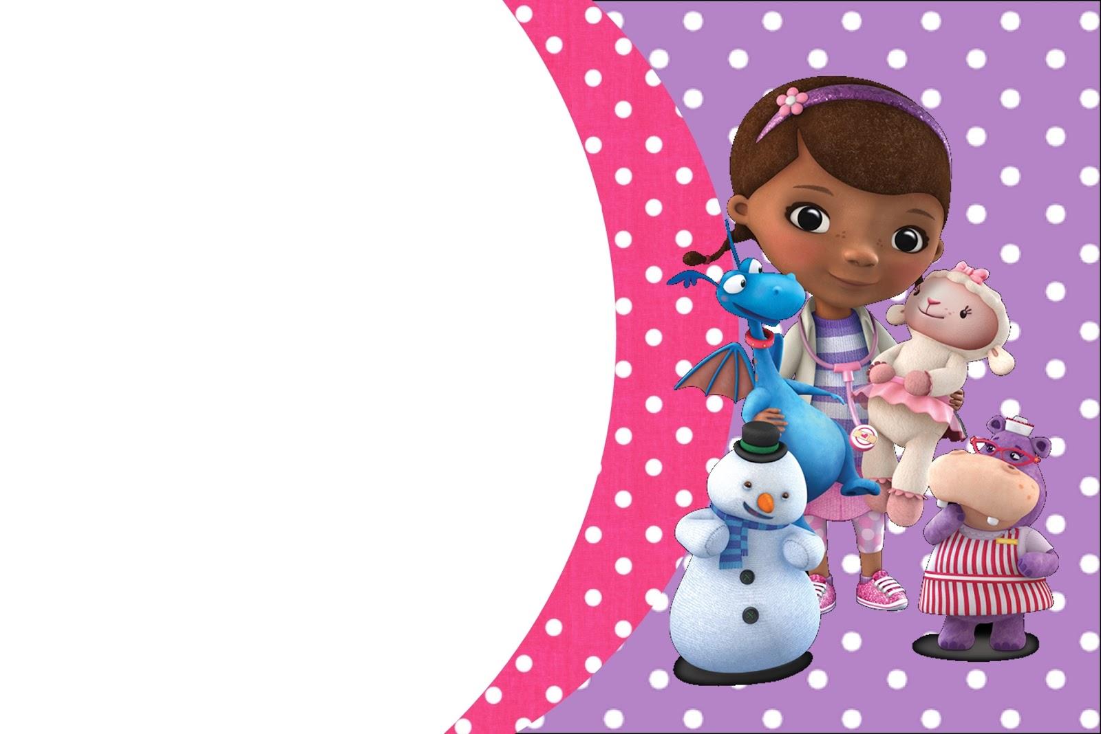 Doutora Brinquedos Doc Mcstuffins Kit Completo Com