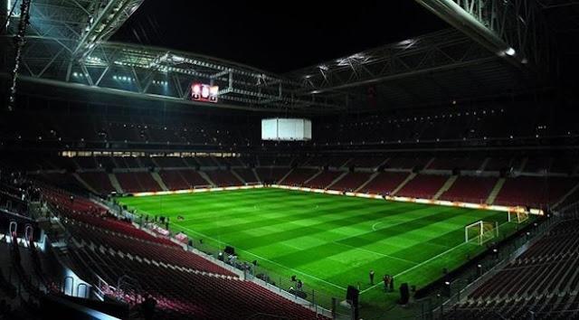 Galatasaray, Arena'yı sildi