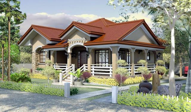 Home Design Front Side