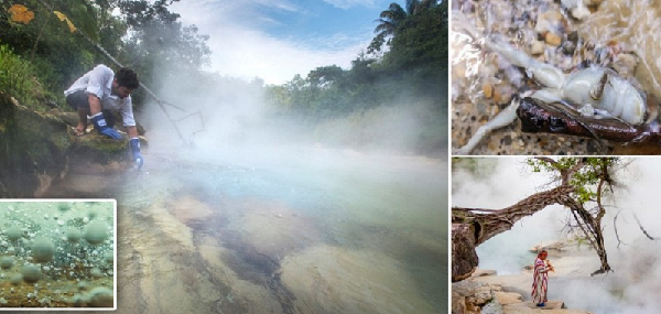 Photos: Have A Glimpse Of The Boiling River
