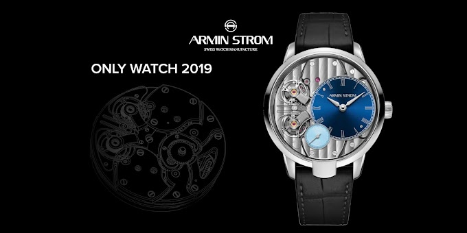 Armin Strom - Only Watch 2019