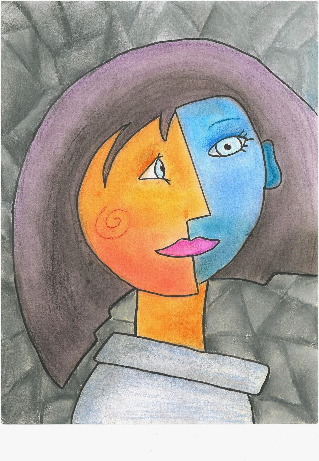 PO BimSem: ontdek kubistische kunst