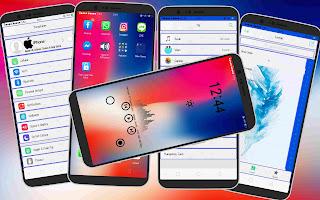 Cara Merubah Tampilan Oppo Menjadi Iphone X