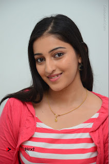 Telugu Actress Mouryani Latest Pos in Blue Denim Jeans  0104.JPG