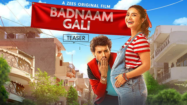 Badnaam Gali (2019) Hindi Movie 720p BluRay Download