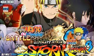 Naruto Ultimate Ninja Impact Mod Ninja Strom 3