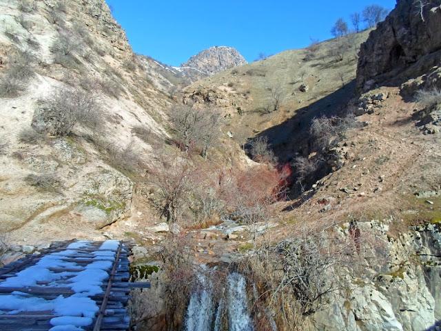 Затерянные водопады в ущелье Оджук, Варзоб, горы Таджикистана - фото-обзор похода