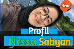 Tinggi badan Nissa Sabyan Berat Badan Nissa Sabyan dan Penghasilan YouTube Nissa Sabyan