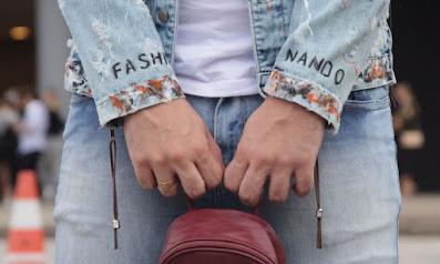 Como ser fashion só possuindo roupas velhas