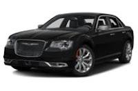 2014 Chrysler price list