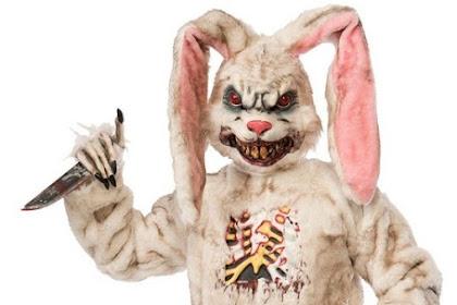 "Manusia Kelinci ""The Bunny Man"""