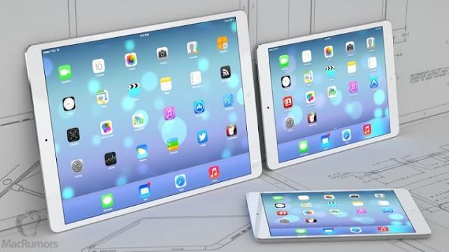 Trong năm 2017 Apple sẽ giới thiệu iPad không có nút Home vật lý?