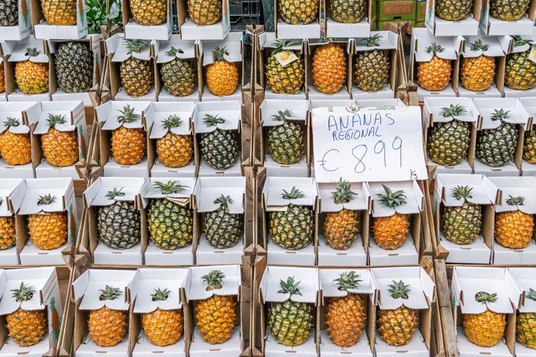 Ananas Sao Miguel