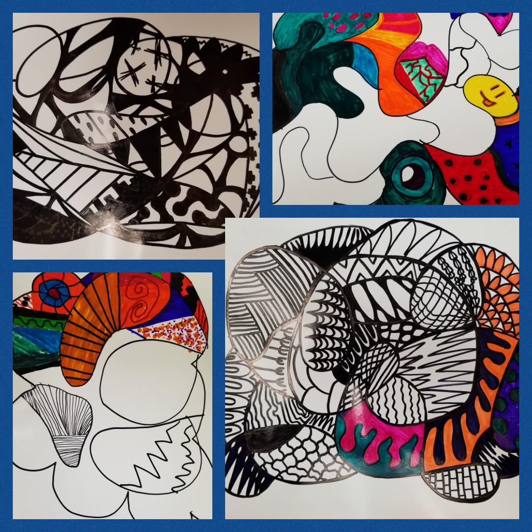 Https Kinderartcom Art Lessons Drawing Principles Elements Art