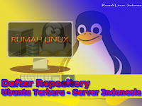 Daftar Repository Ubuntu Terbaru