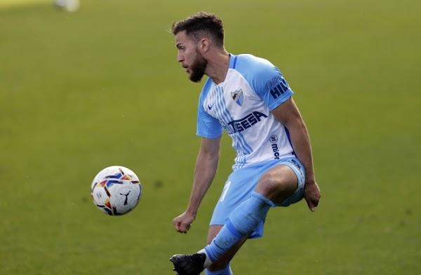 "Iván Calero - Málaga -: ""Me quedaré al 100%"""